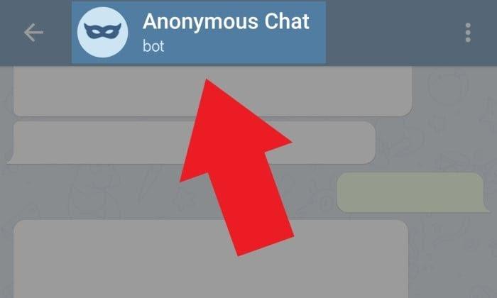 Cara Chat Anonymous Telegram 4
